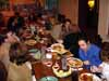The rehearsal dinner was at El Torito's afterwards! Yummy.